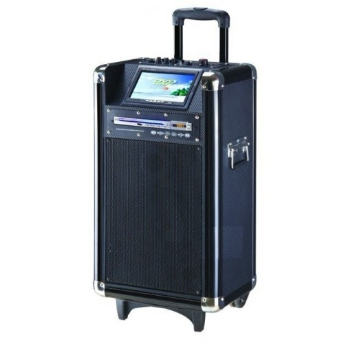Wireless PA Speaker 150W Built-in rechargeable battery
