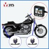 Motorcycle Dual Camera DVR GPS with Control Switch