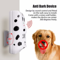 Humanely Ultrasonic Anti Bark Device