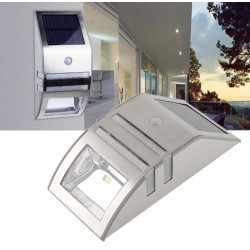 Outdoor Solar LED Light with Motion Sensor