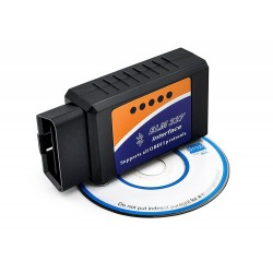 ELM327 OBD2 Car Diagnostic Scanner V2.1 Bluetooth Interface