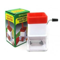 Simple Manual Fruit Vegetable Meat Blender Grater Minced