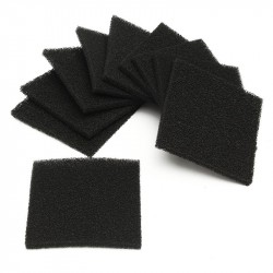 ESD Activated Carbon Filter Sponge for Solder Fume Extractor