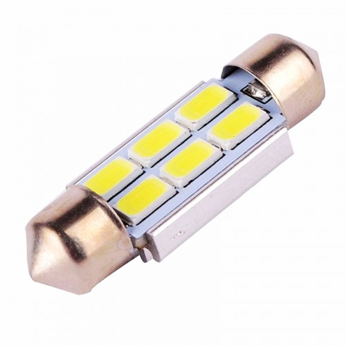 Festoon LED 39mm with Heat Sink
