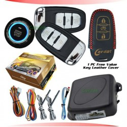 PKE Keyless Entry Engine Push/Remote Start Stop Button System