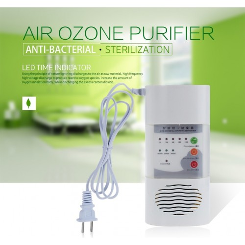 Portable Ozone Generator Air Purifier 220v