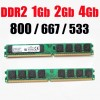 4GB 800MHz DDR2 RAM for AMD