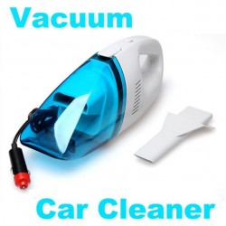 12V Portable Handheld Mini Car Vacuum Cleaner Wet & Dry