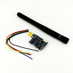 Car Video wifi Rearview System 5.8G 32CH 200mW FPV AV Transmitter 1.5KM range for aircraft
