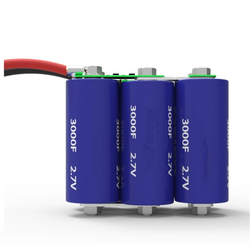 16V500F Super Capacitor Module for 12V Car Battery Replacement
