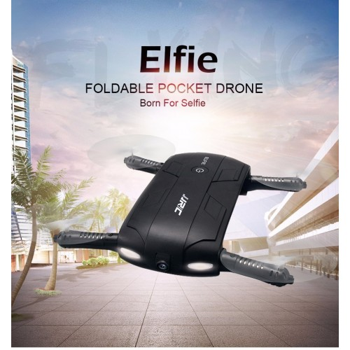 Elfie WIFI FPV RC Pocket Selfie Drones