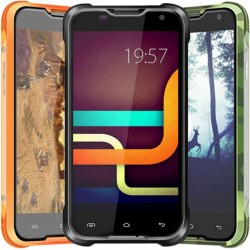 Blackview BV5000 4G LTE Waterproof Smart Phone