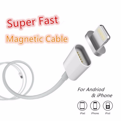 Magnetic Micro USB Data Charging Cable for Android IOS