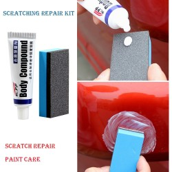 Car Body Scratch Paint Polishing and Grinding Paste Compound