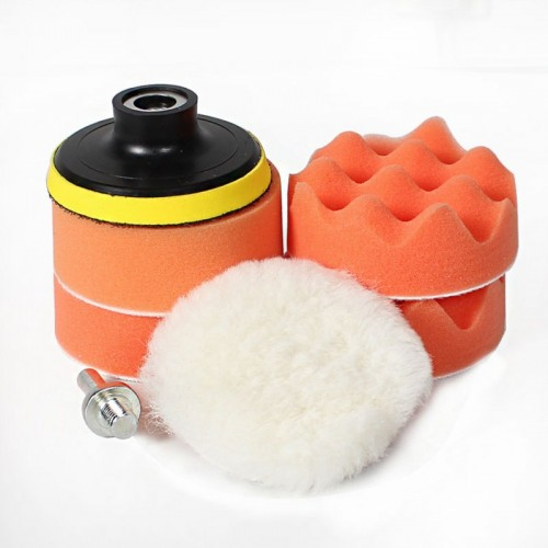 Car Polishing Buffing Pad Kit