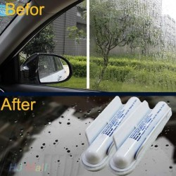 Windshield Glass Water Rain Repellent