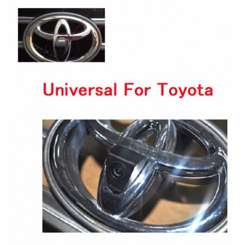 Front Universal Camera for Toyota