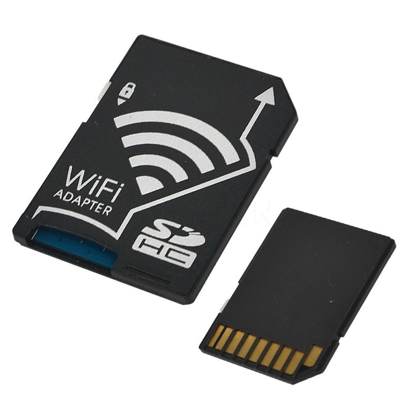 SD Card WIFI Adapter