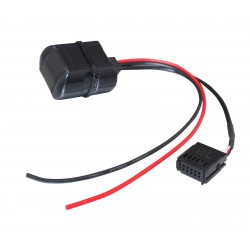 APS Bluetooth module Adapter For Ford Focus Fiesta CD6000 for iPhone 6 6S 7 Plus