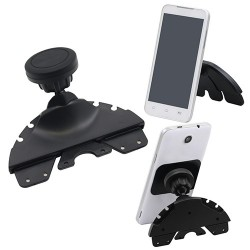 Universal Car CD Player Slot Magnetic Phone Mount Holder