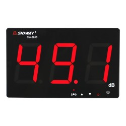 Digital Sound Level Meters 30-130dB Data to PC via USB