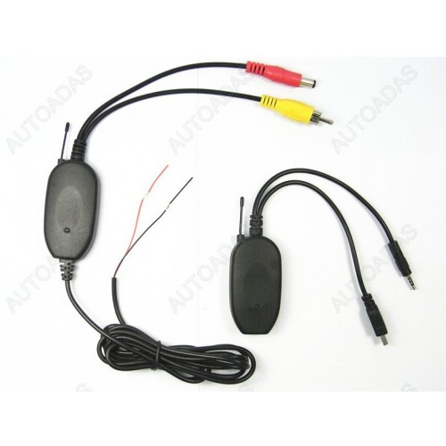 Rear view Camera Video Transmitter & Receiver