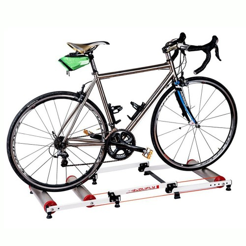 Folding Bicycle Roller Trainer