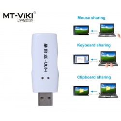 USB KM Switch Mouse, Keyboard and File Sharing