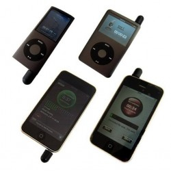 Mini Microphone for iPhone, iPod Touch Nano, iPad