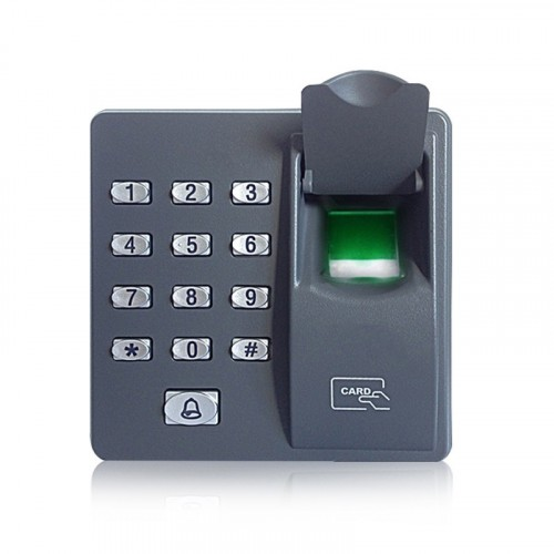 Fingerprint access control Terminal with Keypad Fingerprint Scanner For RFID door access control sys