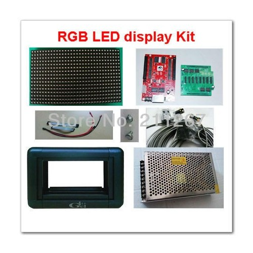 DIY RGB LED Screen Display Kit