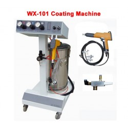WX-101 Electrostatic Spray Powder Coating Machine Spraying Gun Paint