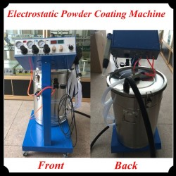 1pc Electrostatic Powder Coating Machine Adjustable Intelligent Spray Machine for Painting WX-958