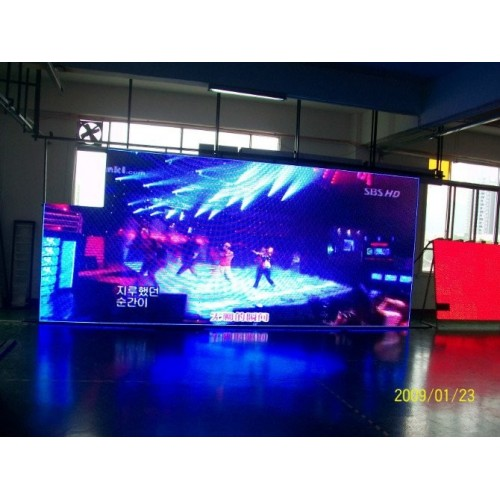 Soft Outdoot LED Display
