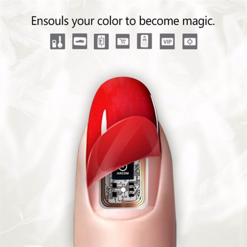 JAKCOM N2 Smart Nail New Multi function Product Of Intelligent Accessories No Charge Required New NF