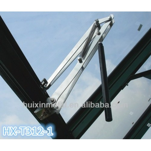 Free Ship Hot sale temperature control automatic greenhouse windows opener with double spring HX-T31