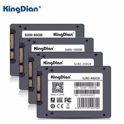 KingDian 25 SATA SATA2 SATA3 SSD Most Competitive Series S100 8GB 16GB 32GB S200 60GB S400 120GB S2
