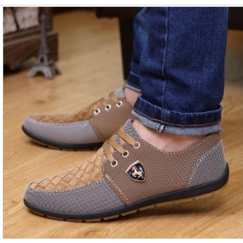 2016 mens Casual Shoes mens canvas shoes for men shoes men fashion Flats Leather brand fashion suede