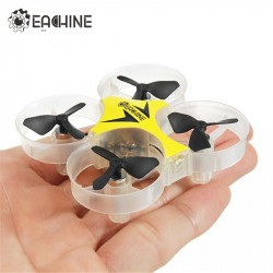 Eachine E012 Mini RC Quadcopter RTF Indoor Outdoor Toys RC Drone With 24G 4CH 6 Axis Headless Mode