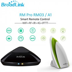 Broadlink RM Pro WiFi Smart Home Universal RemoteSmart Automation App controlled temperatureamphu