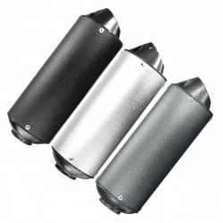 Motorcycle Exhaust Muffler Silencer For 125cc 150cc 160cc Dirt Pit Bike ATV 38mm