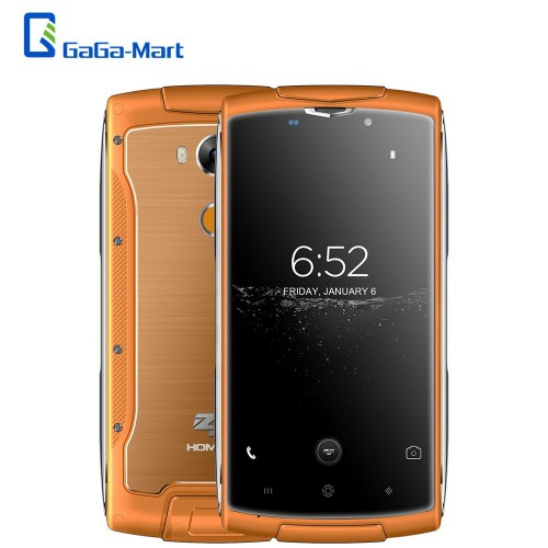 Waterproof HOMTOM ZOJI Z7 Outdoor Dustproof Drop-resistant Shock-resistant 4G Phone 3G 2GB RAM16GB