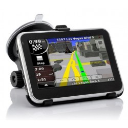 Car GPS Navigator 4.3 Inch Touch Screen