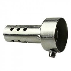 Motorcycle Akrapovic Exhaust Motorcycle Muffler Moto Carbon Exhaust Tip Steel Adjustable Db Killer S