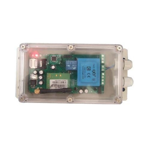 GSM Cell Phone Gate Door Opener