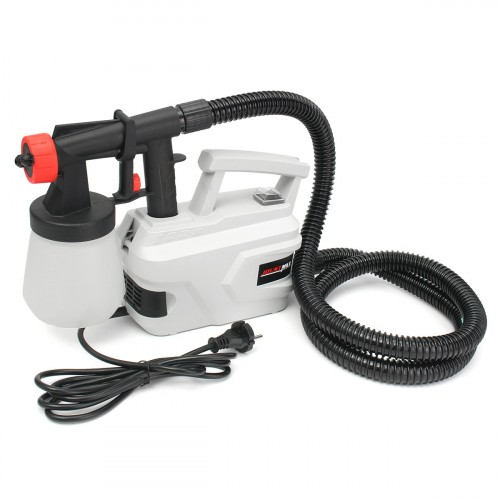 Electric Easy Paint Spray Gun Painter Zoom House Painting Jobs 800W+ Funnel