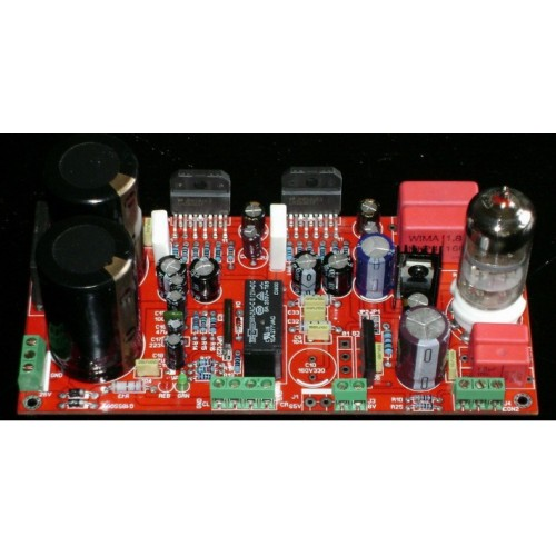 Vacuum Tube Amplifier Board LM3886+6N11 68W+68W