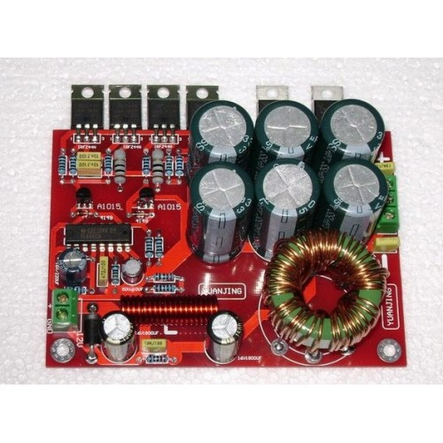12V step-up power supply (DC12V to DC +-32V)