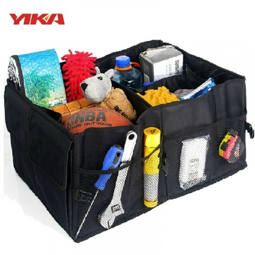 2017 Hot Car Stowing Tidying Auto Accessories Back Folding Storage Box Multi-Use Tools Organizer Car