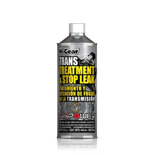 Stops Leaks automatic transmission   HI GEAR  MADE IN USA